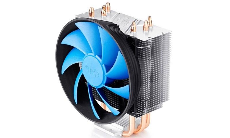 فن خنک کننده پردازنده های اینتل و ای ام دیدیپ کول مدل گاماکس 300