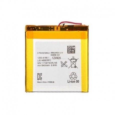 تصویر باتری اورجینال سونی LIS1489ERPC ظرفیت 1840 میلی آمپر ساعت ا Sony LIS1489ERPC 1840mAh Original Battery Sony LIS1489ERPC 1840mAh Original Battery