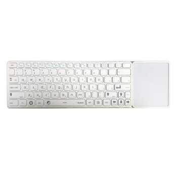 تصویر کیبورد بی سیم و مجهز به تاچ پد بیاند مدل FCR-6800 با حروف فارسی ا Beyond FCR-6800 Bluetooth TouchPad Keyboard With Persian Letters Beyond FCR-6800 Bluetooth TouchPad Keyboard With Persian Letters