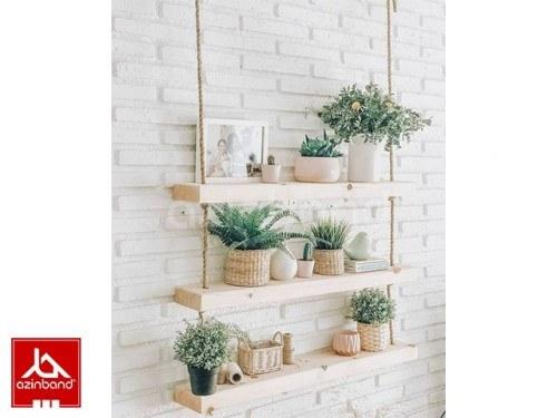عکس شلف دیواری و آویز چوبی شماره ۱۵  شلف-دیواری-و-اویز-چوبی-شماره-15