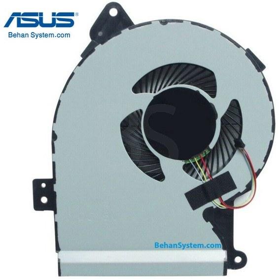 تصویر فن پردازنده لپ تاپ ASUS A541 / A541C / A541N / A541S / A541U
