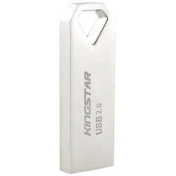 main images فلش مموری USB2.0 کینگ استار 64 گیگابایت مدل Kingstar Sky KS221 Force Kingstar Sky KS221 Force Flash Memory USB 2.0 64GB
