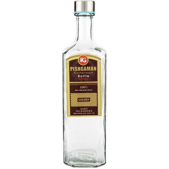 تصویر بطری آب برمودا