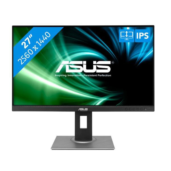 تصویر نمایشگر ایسوس مدل ProArt Display PA278QV سایز 27 اینچ ASUS ProArt Display PA278QV Monitor 27 Inch