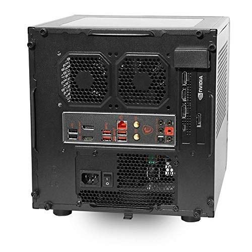 تصویر MITXPC Ray Tracing Mini Gaming PC Core V1 Edition w / i7-9700K، GeForce RTX 2080 Ti (Windows 10 Pro)