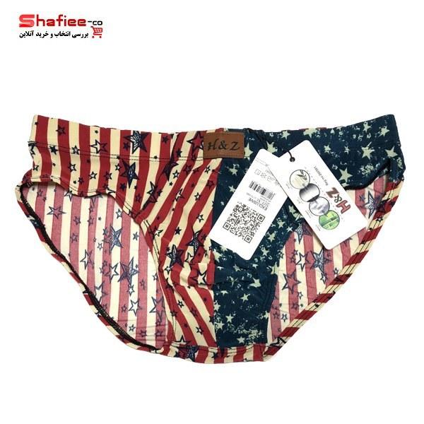 عکس شورت مردانه طرح پرچم آمریکاH-Z SHORT SLIP PARCHAM H-Z MARDANE شورت-مردانه-طرح-پرچم-امریکاh-z