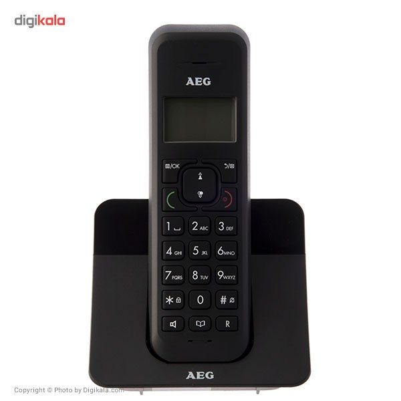 img تلفن بیسیم آاگ مدل وکستل دی ۱۵۱ AEG Voxtel D151 Cordless Telephone