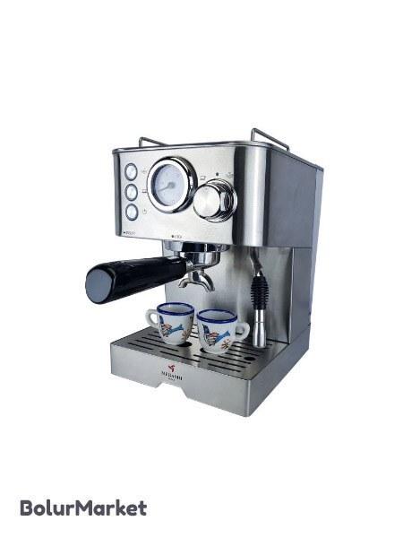 تصویر اسپرسوساز مباشی مدل MEBASHI ME-ECM2014 MEBASHI Espresso Maker ME-ECM2014
