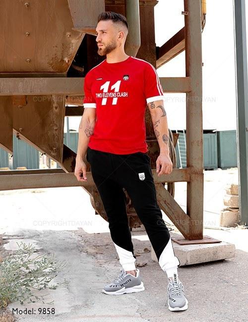 عکس ست تیشرت و شلوار مردانه Adidas مدل S9858  ست-تیشرت-و-شلوار-مردانه-adidas-مدل-s9858