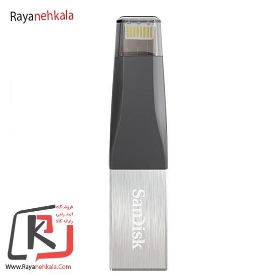 فلش مموری Lightning سن دیسک 32 گیگابایت مدل SanDisk iXpand mini