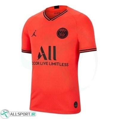 پیراهن جردن پاریسن ژرمن Paris Saint Germain Jordan 2019-20 Away soccer jersey