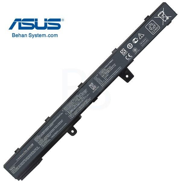 تصویر باتری داخلی 4 سلولی لپ تاپ ASUS مدل X551 (برند M&M دارای سلول سامسونگ ساخت کره)