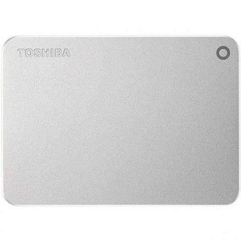 تصویر هارد اکسترنال توشیبا مدل CANVIO PREMIUM ظرفیت 1 ترابایت Toshiba CANVIO PREMIUM External Hard Drive - 1TB