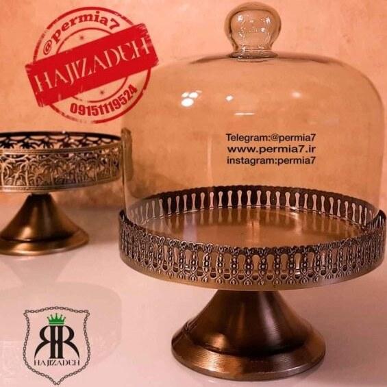 تصویر خاتم کاپ کیک انتیک شامپاین   123006
