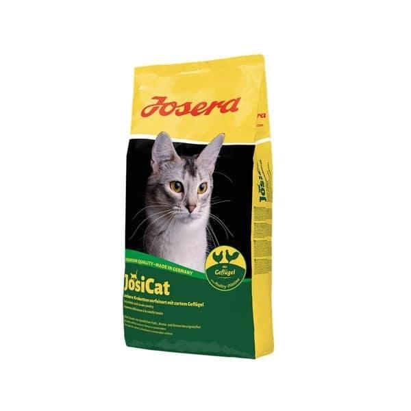 غذای خشک گربه جوسرا با طعم مرغ _ Josicat