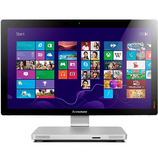 کامپیوتر آماده لنوو مدل Ideacentre A۵۲۰ با پردازنده i۵ و صفحه نمایش لمسی | Lenovo Ideacentre A520 23 inch Core i5 8GB 1TB 2GB Touch All-in-One PC