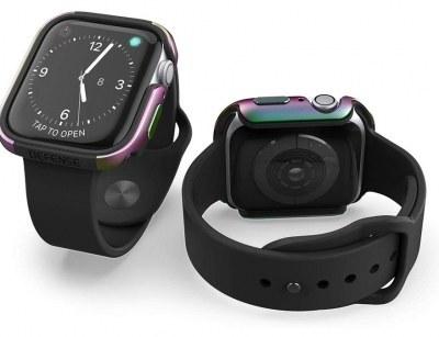 تصویر قاب محافظ اپل واچ ایکس دوریا X-Doria Defense Edge Apple Watch Case 40mm