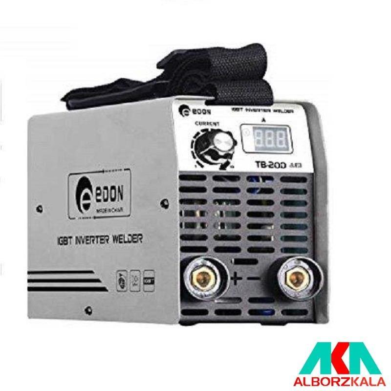 تصویر دستگاه جوش 200 آمپر ادون مدل TB-200 دیجیتال ا edon IGBT Inverter Welder edon IGBT Inverter Welder