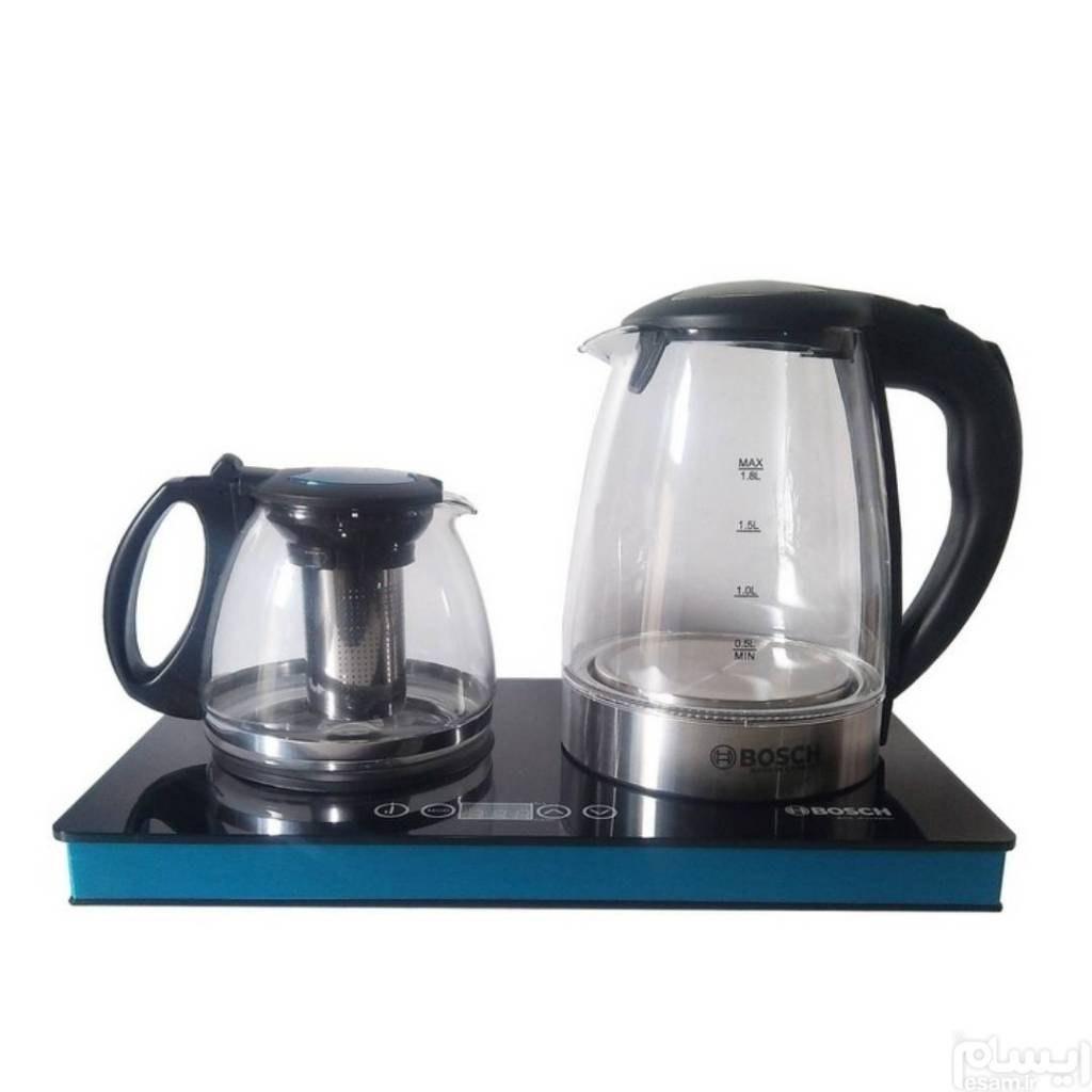 چای ساز صفحه ای بوش مدل BS-2618