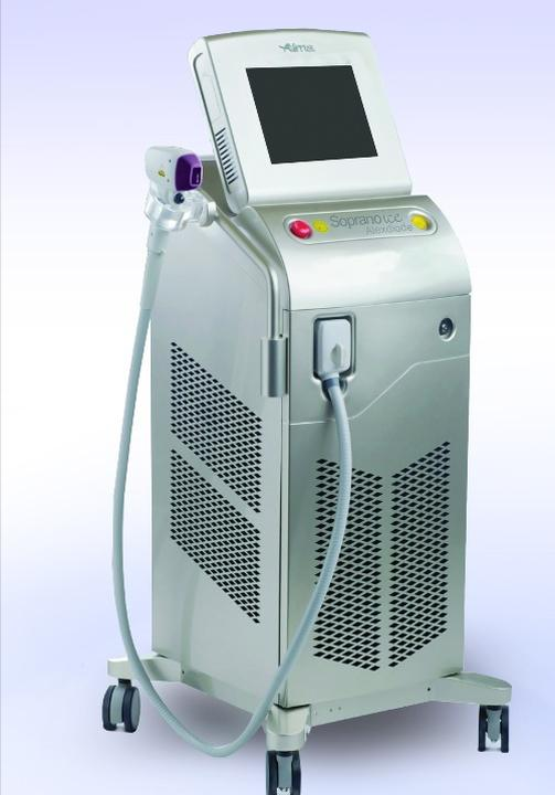دستگاه لیزر درمانگاهی الکس دایود آلما |