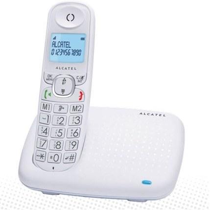 تصویر تلفن بی سیم آلکاتل مدل XL375
