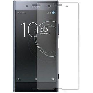 تصویر محافظ صفحه گلس گوشی موبایل سونی Xperia XZ Premium مدل 2.5D Glass Screen Protector for Sony Xperia XZ Premium