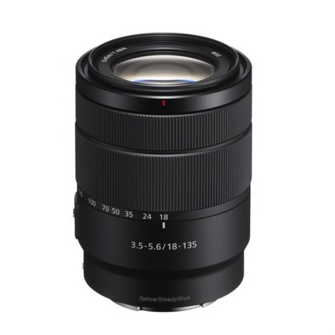 لنز SONY E 18-135mm f/3.5-5.6 OSS