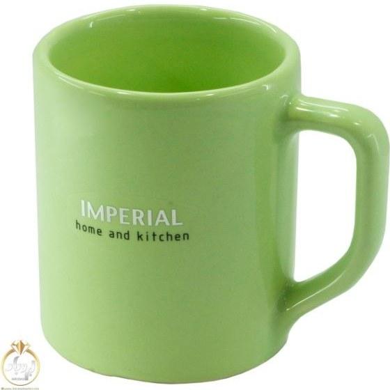تصویر ماگ (لیوان) و نعلبکی ایمپریال Imperial