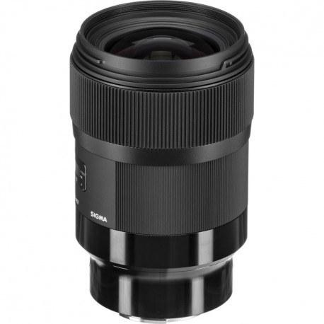 لنز سیگما Sigma 35mm F1.4 DG HSM Art for Canon | Sigma 35mm F1.4 DG HSM Art for Canon