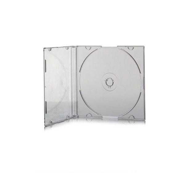قاب سی دی کریستال شفاف