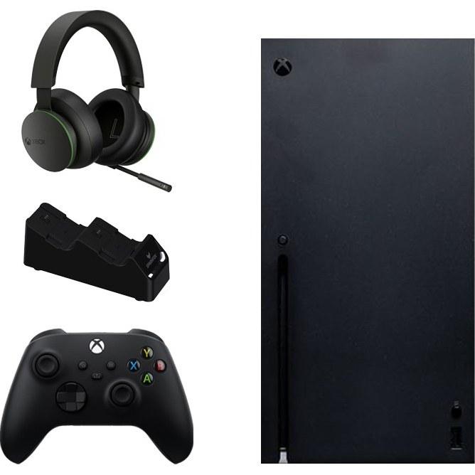 تصویر خرید کنسول Xbox Series X باندل پک 2