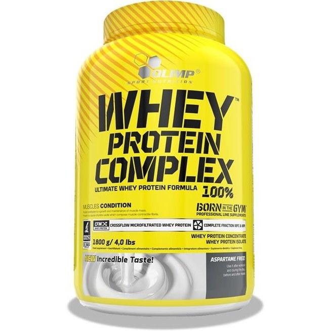 پروتئین وی کمپلکس %100 الیمپ 1800 گرم