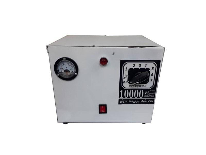 تصویر ترانس تقویت 10000 وات