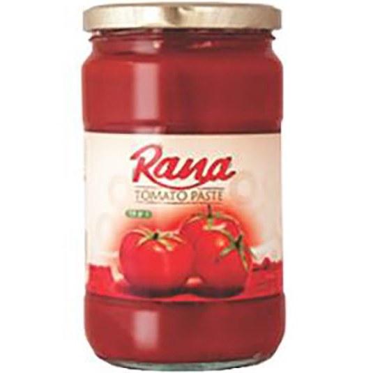 تصویر رب گوجه فرنگی شیشه ای رعنا- 720 گرم