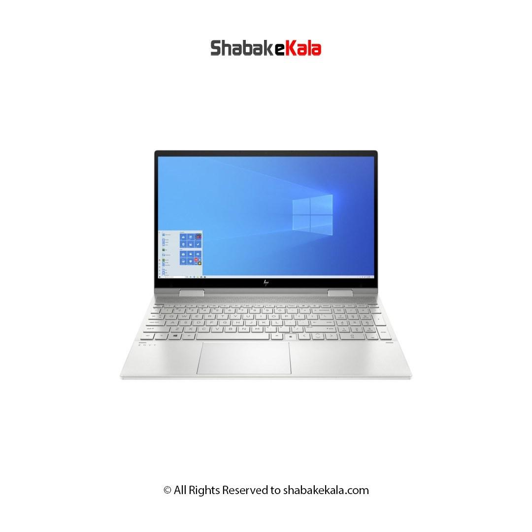 لپ تاپ 15 اینچی اچ پی مدل ENVY X360 15T ED000 - B
