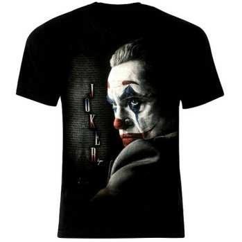 تی شرت مردانه طرح جوکر مدل E20