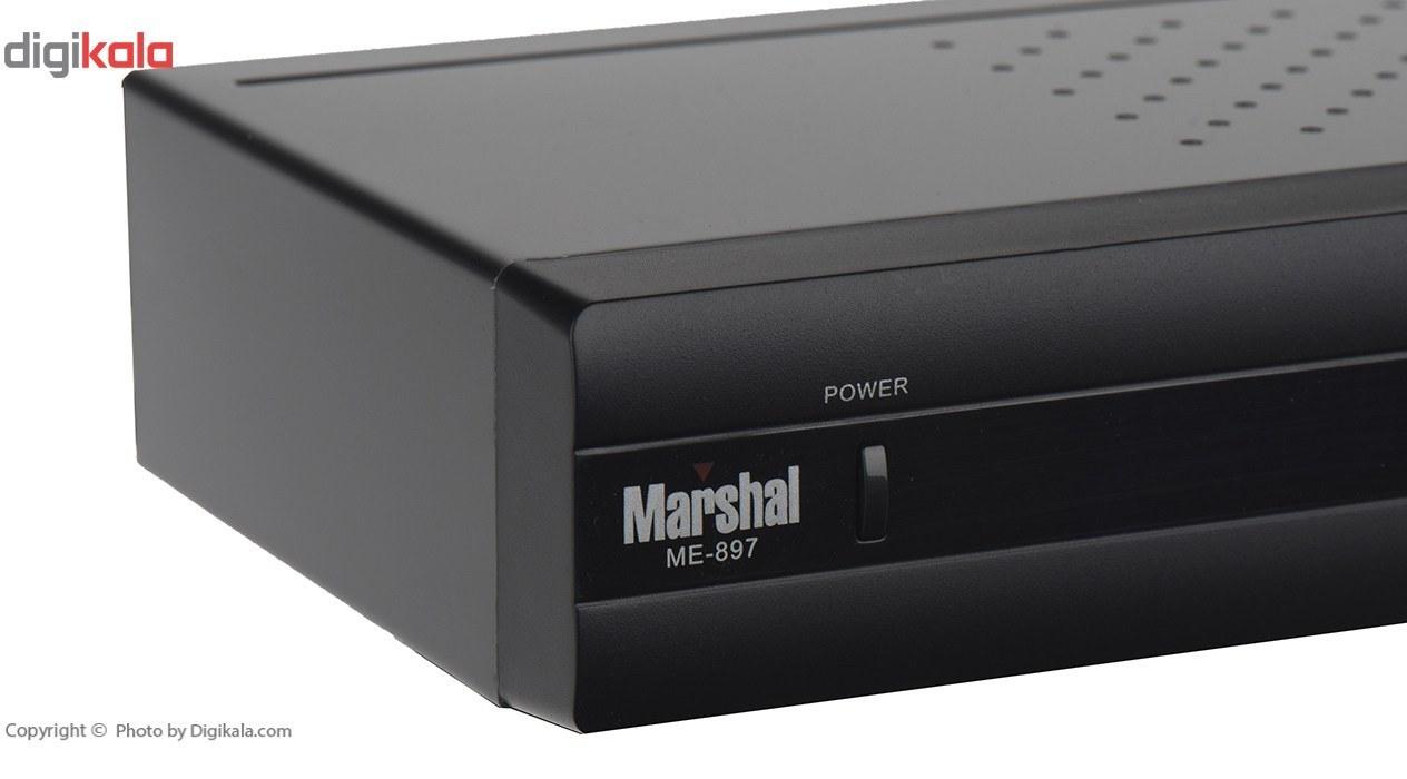 تصویر گیرنده دیجیتال مارشال مدل ME-897