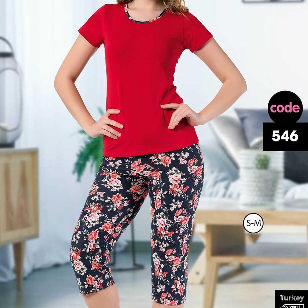 تصویر لباس راحتی زنانه کد 546