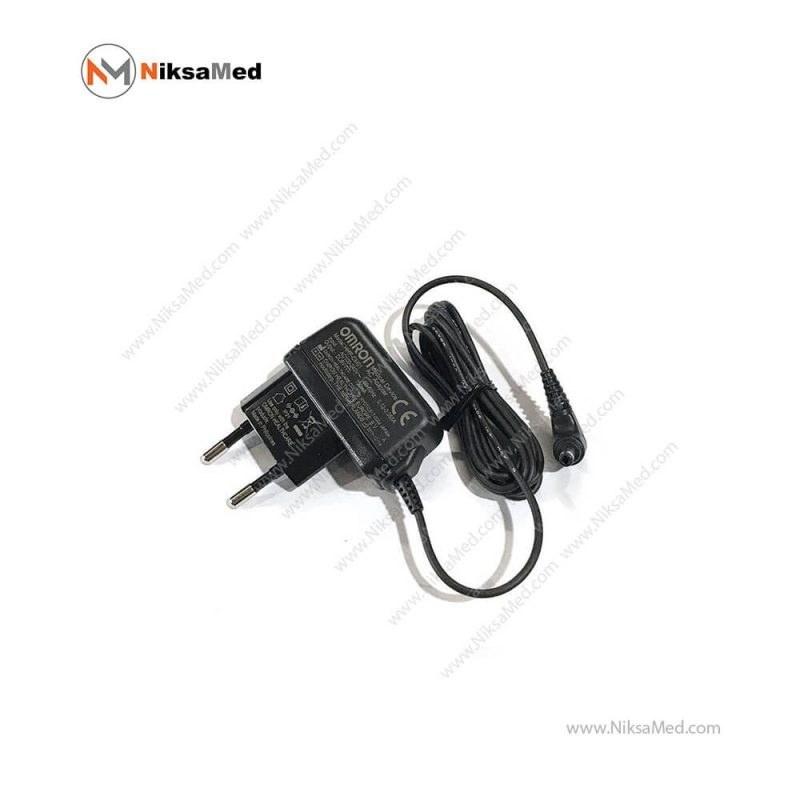 تصویر آداپتور ۶ ولت 700 میلی آمپر فشارسنج امرونHHP-CM01 Omron HHP-CM01 AC Adapter