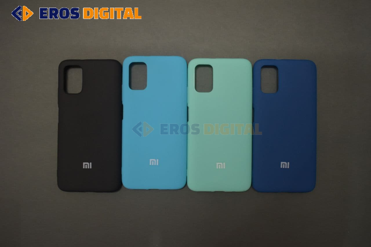 تصویر Xiaomi Poco M3 Silicone Cover Xiaomi Poco M3 Silicone Cover