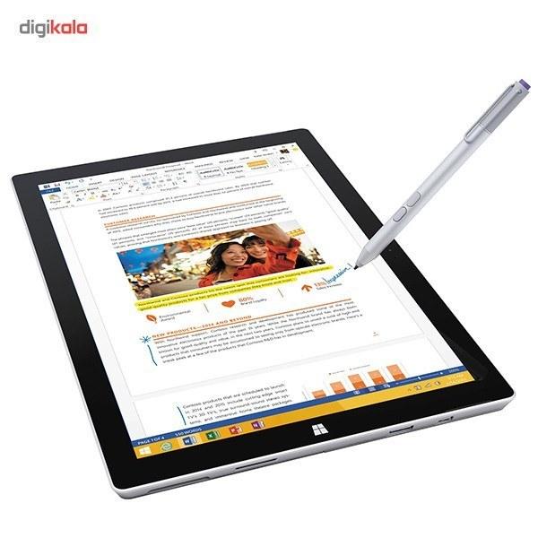 عکس تبلت مايکروسافت مدل Surface Pro 3 - A به همراه کيبورد ظرفيت 256 گيگابايت Microsoft Surface Pro 3 with Keyboard - A - 256GB Tablet تبلت-مایکروسافت-مدل-surface-pro-3-a-به-همراه-کیبورد-ظرفیت-256-گیگابایت 7