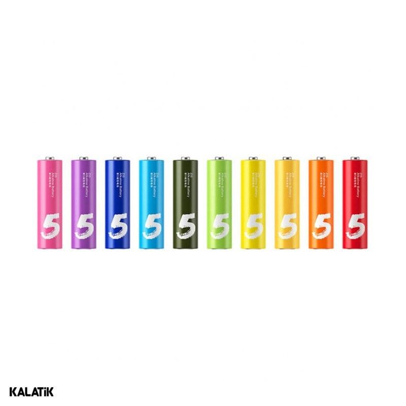 تصویر باتری قلمی شیائومی مدل Z15 Alkaline AA Xiaomi Z15 Alkaline AA Battery