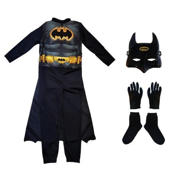 تصویر لباس بتمن Batman