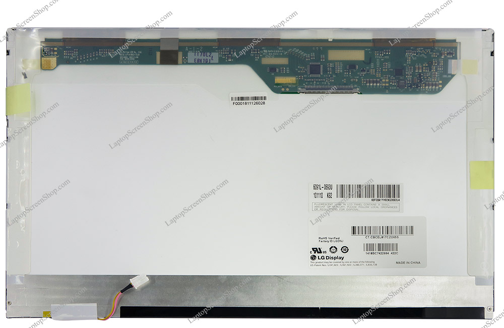 تصویر ال سی دی لپ تاپ فوجیتسو Fujitsu AMILO 1630