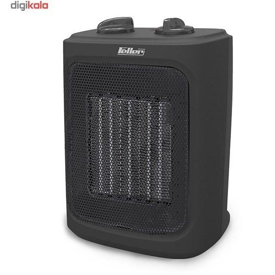 تصویر فن هیتر برقی فن دار فلر HFC200 Feller HFC200 Fan Heater