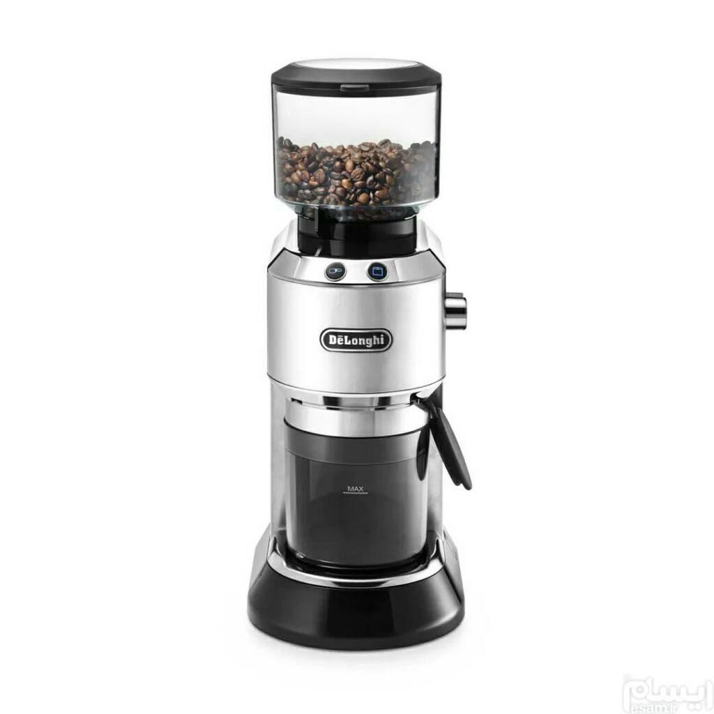 تصویر آسیاب قهوه دلونگی مدل DELONGHI KG520 Delonghi Coffee Grinder KG520