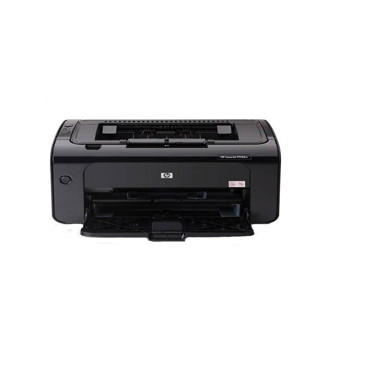 تصویر پرینتر لیزری اچ پی مدل P1102W HP LaserJet P1102W Laser Printer