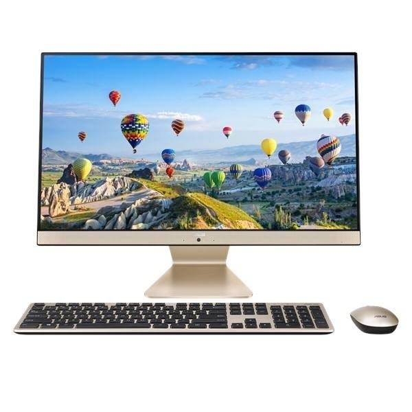 تصویر کامپیوتر همه کاره 24 اینچی ایسوس مدل All In One ASUS Vivo V241ICGT - i5 10210 - 8G DDR4 - 1T HDD - 2G Graphic - Touch