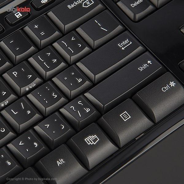 تصویر ماوس و کیبورد بی سیم مایکروسافت مدل  3000 کیبورد و ماوس مایکروسافت Desktop-3000-Wireless-Keyboard-and-Mouse
