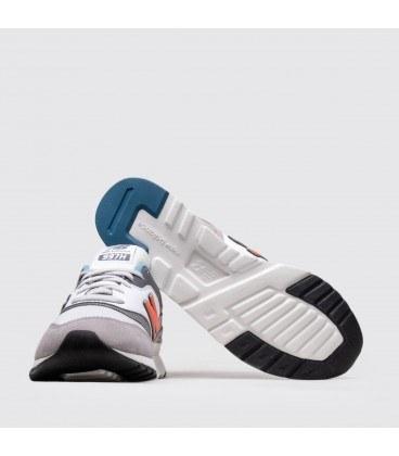 کفش پیاده روی مردانه نیوبالانس New Balance 997H Rain Cloud
